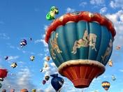 The Carousel  Balloon 🎈