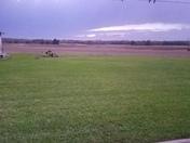Lightening on the farm