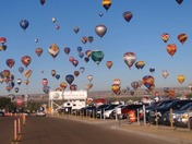 ( MUST SEE )  PIC SLIDE SHOW OF ABQ'S HOT-AIR-BALLOON-FESTIVAL-10/14/2017