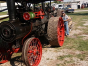 Lathrop antique show grounds living history festival