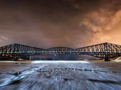 Pont De Quebec Bridge