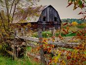 Rural Quebec Farm