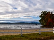 Fall on Lake Winnisquam