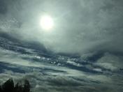 Moonville skies