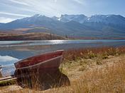 Majesty at Talbot Lake
