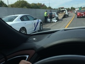 Wreck on I49