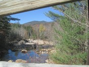 Thoreau Falls Trail Bridge