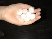 Hail 10/21/17