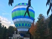 Hot air ballon pic