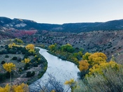 Beautiful Fall Day in Northern New Mexico