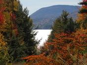 Lake Sunapee from The Fells