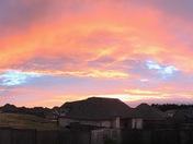 Rankin County sunset