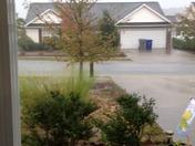 Heavy rain immediately after tornado warning expired