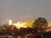 Storms bring rainbows