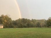 Farmington after the storm.