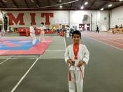 New England Open taekwondo championship