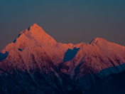 Fisher Peak Winter 1