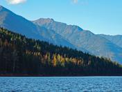 St.Mary's Lake Autumn 1
