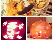 Tis' the Season for pumpkin carving