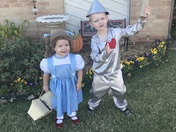 We're off to see the Wizard!