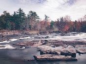 Blakney Rapids in Fall