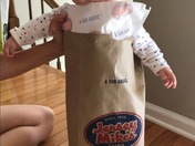 My Jersey Mike Granddaughter