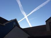 Airplane Skywriting