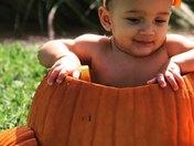 Abigail's First Halloween