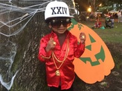 Bruno Mars at Boo at the Zoo