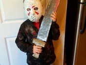 Cary Robinson as Jason Voorhees