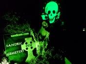 Halloween - Sandric Cemetery