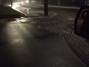 Berlin's New Street Unable to Drain