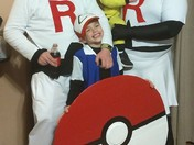 West Family Halloween!