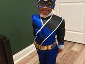 Ryze J. The Newest Power Ranger