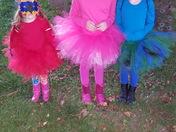 Halloween Birdies
