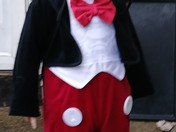 Mickey Mouse Michael