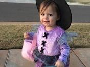 First Halloween Adventure