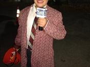 KSBW reporter costume
