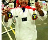 Premature infant to Taekwondo champ