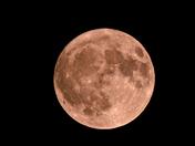 Full Moon 3 Nov 2017