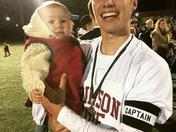 Nephew Liam Concord high state champion!