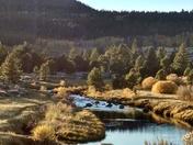 Carson river near Hope valley