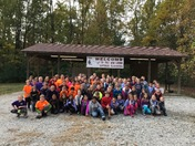 Walhalla Elementary Third Grade Field Trip To Bad Creek Hydroelectric Station