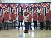 Jackson School Veterans Day