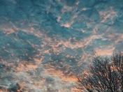Sky in Lincoln