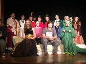 Bishop Fenwick High School Cast of Bedtime Stories