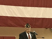Platteview High school Veterans Day program
