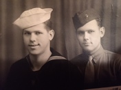 brothers in WWII