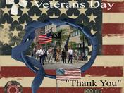"""THANK YOU VETERANS"""