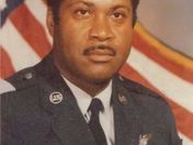 My dad, the late Master Sgt. Lawrence S. Bowden, U.S. Air Force